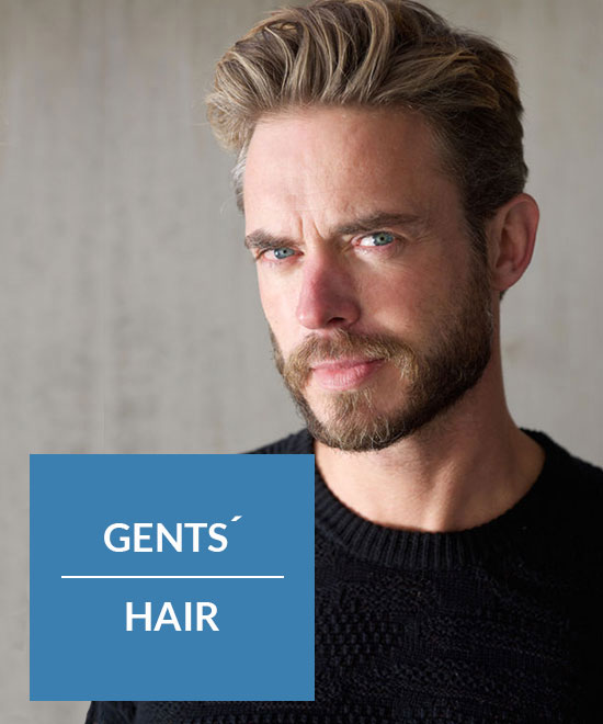 Gents' Hair