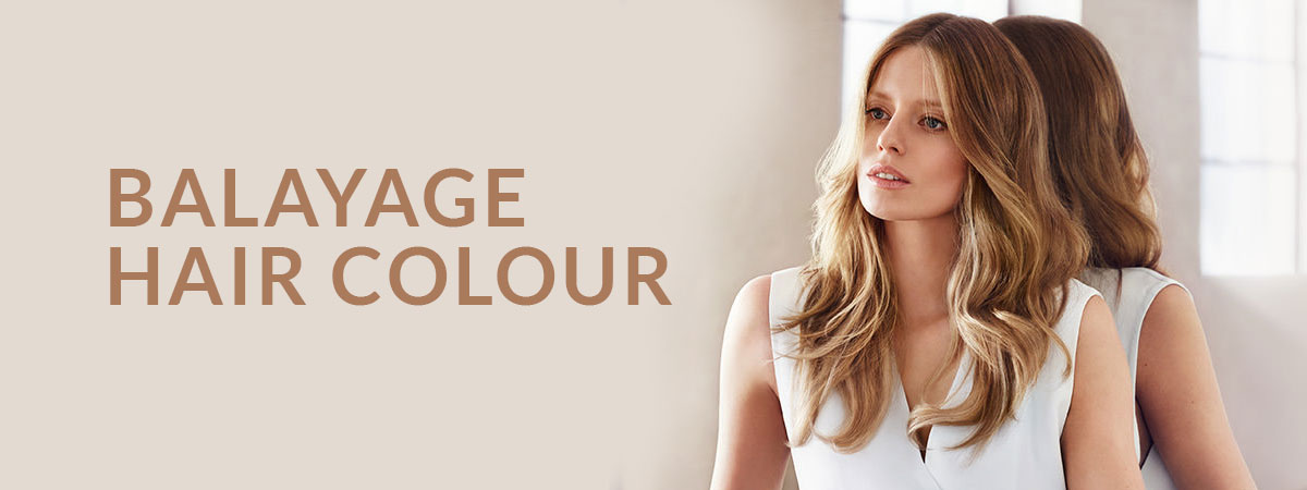 Balayage Hair Colour East Putney Hair Salon