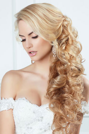 Wedding Hair at Republic Hairdressing Salon in Putney